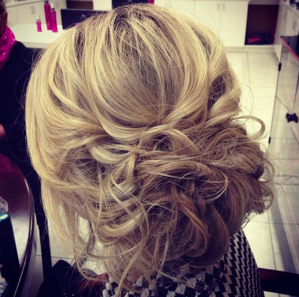 Stylish Wedding Hairstyles from Hair and Make-up by Steph Part I