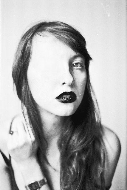 whoa. by elif sanem karakoç -- this is exactly what my migraine auras look like...