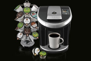 Win a Keurig Vue Brewing System!