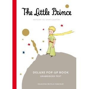 I really want this someday. soon.Worth Reading, Antoine De, Pop Up Book, Prince Deluxe, The Little Prince, Book Worth, Popup, Deluxe Pop Up, Children Book