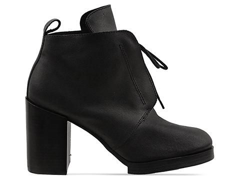 Cheap Monday Layer Boot Lace in Black at Solestruck.com