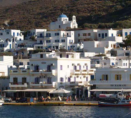 <b>Amorgos</b><br>Authentic cycladic villages