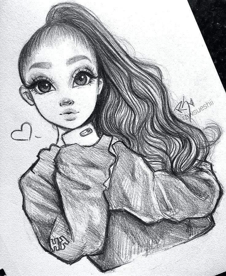 Cute Girl Drawing Amazing Girl Drawing Sketches Art Drawings Sketches Sketches
