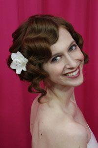 Fifties Hairdo - acconciature anni 50
