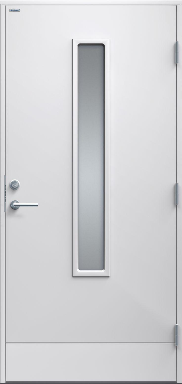 Ytterdörrar - Diplomat
