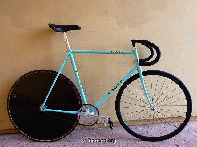 CIOCC track bike.