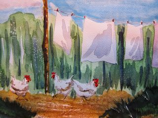 Chicken Wash