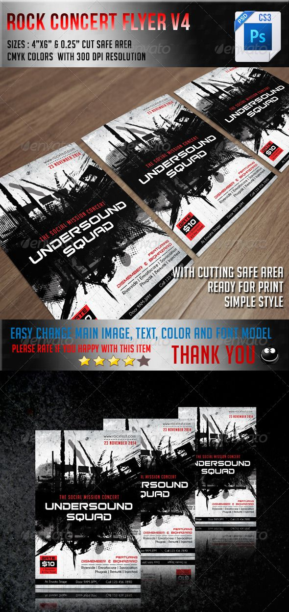 Best 25+ Concert flyer ideas on Pinterest Graphic design flyer - band flyer template