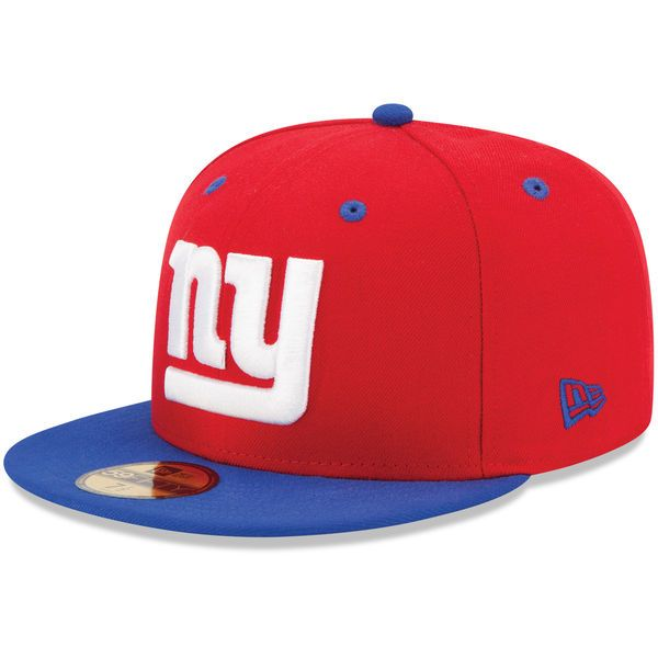 New Era New York Giants 2Tone 59FIFTY Fitted Hat, $34.99