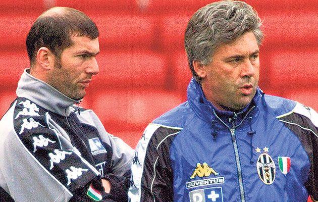 ☆KAB SPORT: 📰⚽Carlo Ancelotti : «Zidane a changé ma vision du...