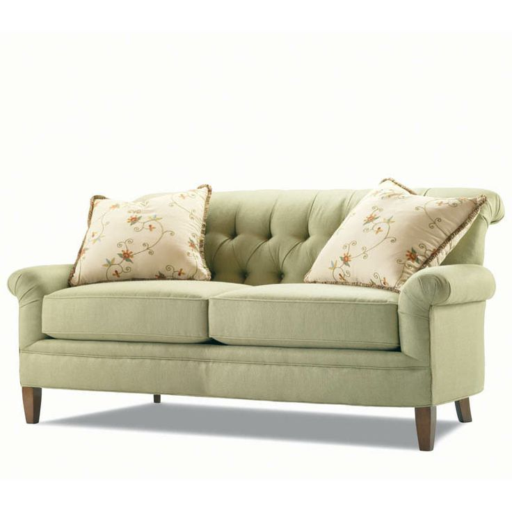 Elegance Settee WithTufted Back By Century At Baeru0027s Furniture