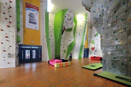 Kletterhalle - T-Hall Berlin   wenn die Kids älter sind   ich freue mich drauf!