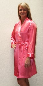 Amazing website for affordable silk robes for bridesmaids!