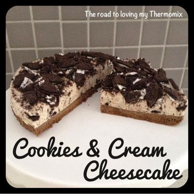 "The old ""roadies"" here know how much I love cheesecake. I've posted choc honeycomb, jelly and choc peppermint cheesecakes over the last month or two. All have b"