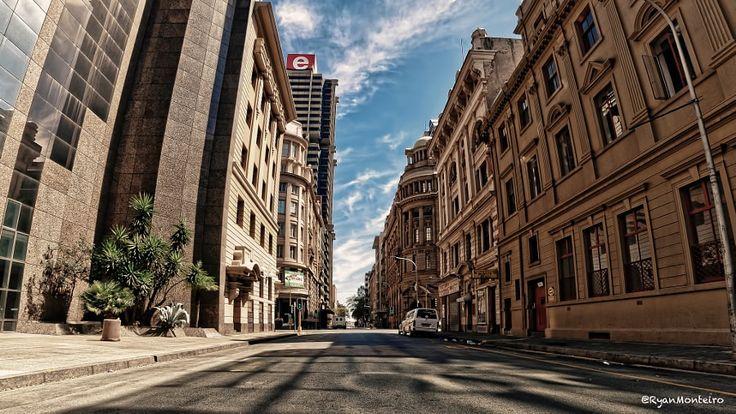Downtown Johannesburg by Ryan Monteiro - Photo 6452606 / 500px