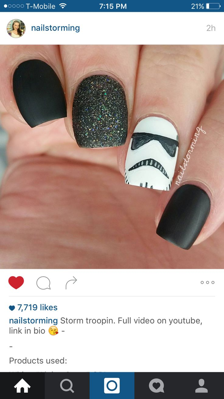 1284 best Nails images on Pinterest | Cute nails, Gel nails and Nail art