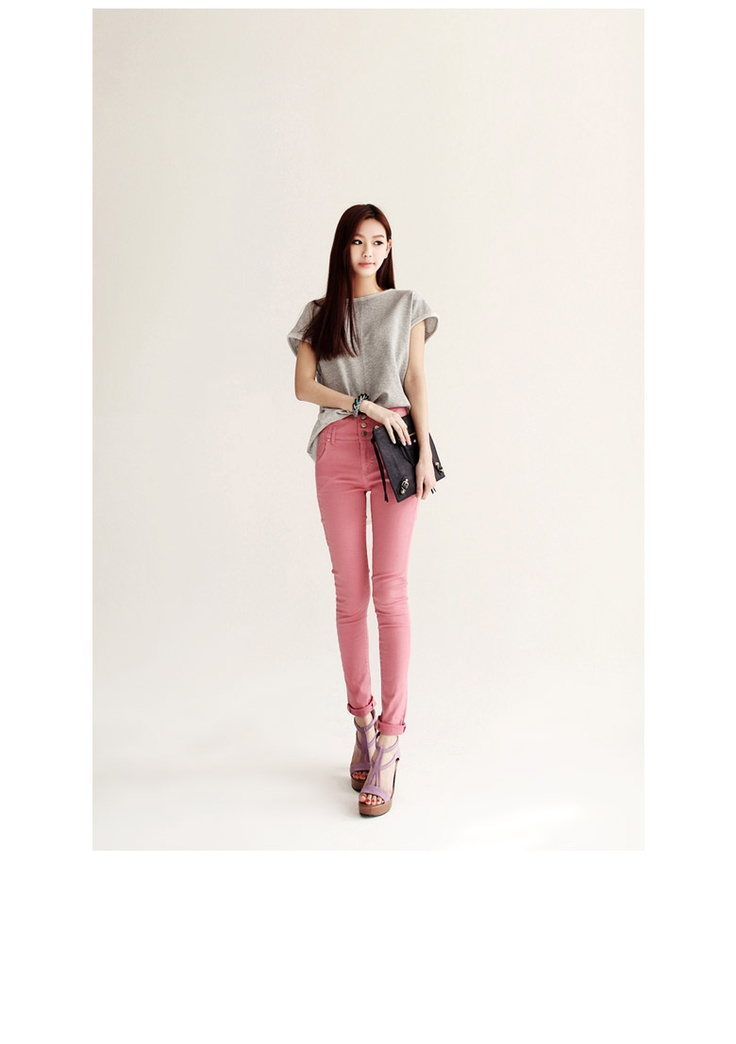 Pastel Fashion from Dahong