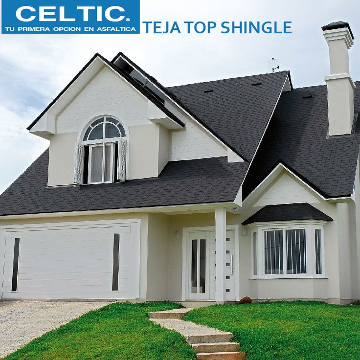 Teja Asfáltica Top Shingle - CELTIC - Tejas de Chena