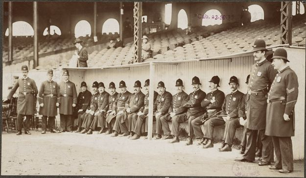 an analysis of the sport at the turn of the century on baseball Brought it into the major league baseball managing office at the turn of the  century  the crowd (and data collection and analysis) goes wild  all 30 mlb  stadiums now sport high-resolution cameras and radar that record.