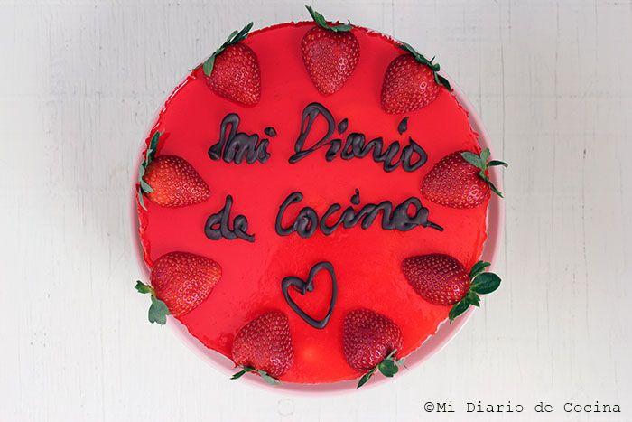 Mi Diario de Cocina | Torta de yogurt, receta con el paso a paso| http://www.midiariodecocina.com