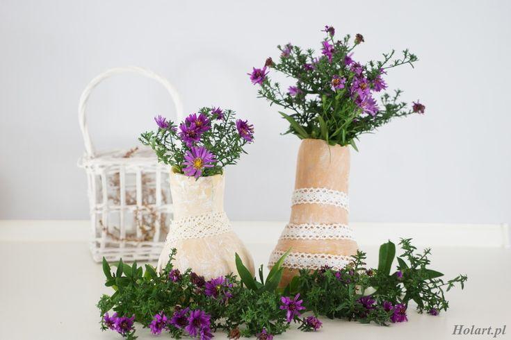 Happy Halloween: Dynia lampion oraz wazon z dyni