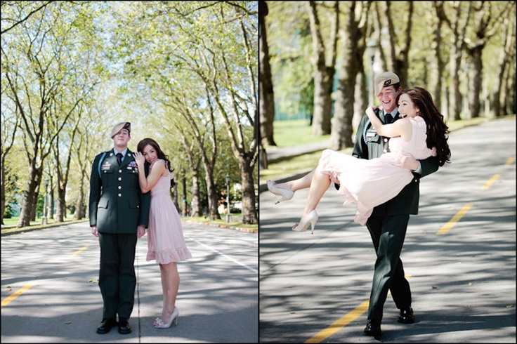 I absolutely love these engagement photos! So cute! Jenny GG is an amazing photographer!