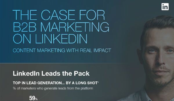 This week's top online marketing news from @toprank featuring LinkedIn for B2B, SEO ranking factors and the state of content marketing.