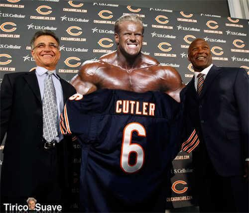 "The ""Jay Cutler"" the Bears should have signed"