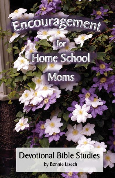 Encouragement for Home School Moms Book 1 is written by a mom who homeschooled her children. These short studies address the issues and pressures experienced by those who have chosen to educate their children at home.