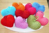 Croching hearts