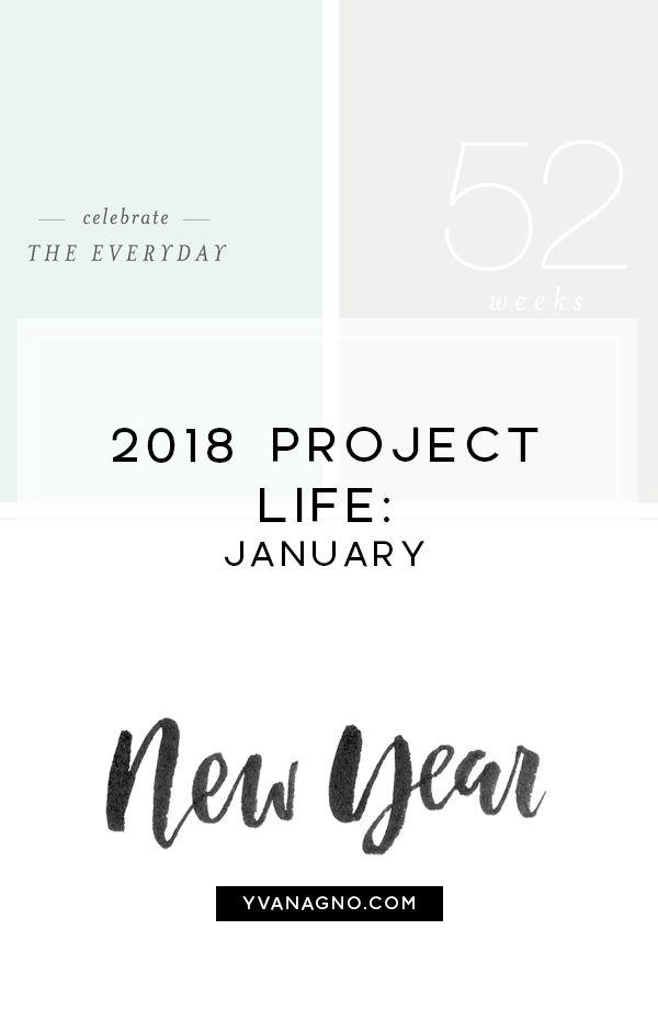 2018 Project Life: January  #2018projectlife #projectlife #digitalprojectlife #projectlifeapp #pocketpages #digitalscrapbooking #scrapbooking #photodiary #photoblog #yxe #yxeblogger