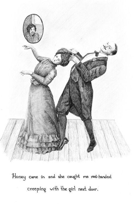 shaggy, a la 1900