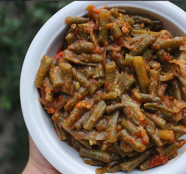 Arabic Green Bean RecipeArabic (Lebanese) Green Bean Recipe