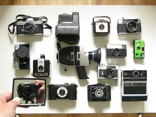 I'm pretty sure my Dad sold all of these in his Camera Shop when I was growing up!
