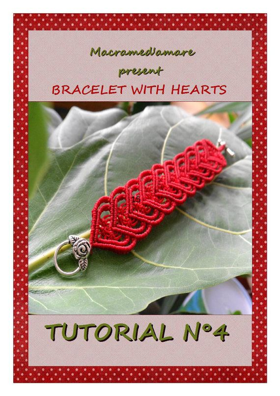 The tutorial provides the ability to create this simple and great effect bracelet to anyone who wishes. And composed of color photographs and