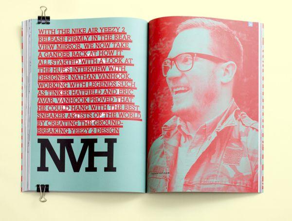 MINT Magazine // Sneaker Magazine on Behance
