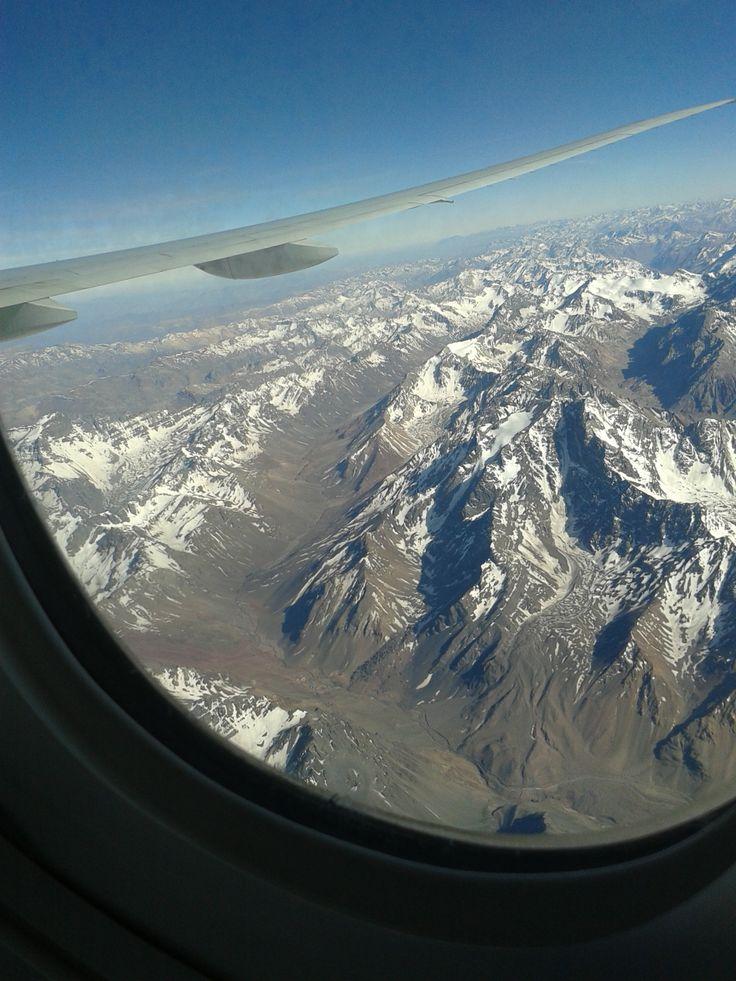 Cordilheiras dos Andes - Chile