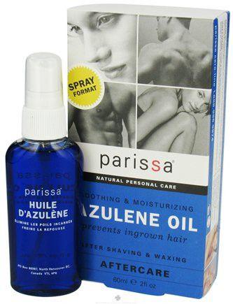 Parissa After Care Azulene Oil - 2 fl oz