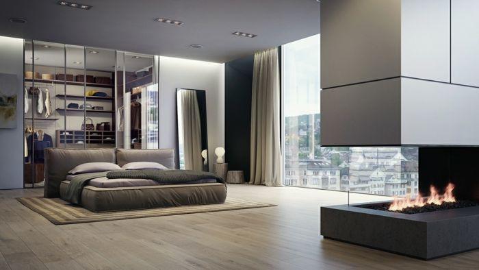 Belle couleur pour votre intérieur couleur chambre à coucher luxueuse