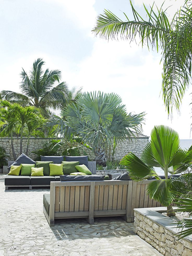 Piet Boon Styling by Karin Meyn   Bonaire villa's, into nature and close by the sea.