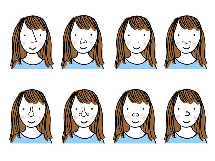 Best 25+ Cartoon noses ideas on Pinterest | Cartoon people ...