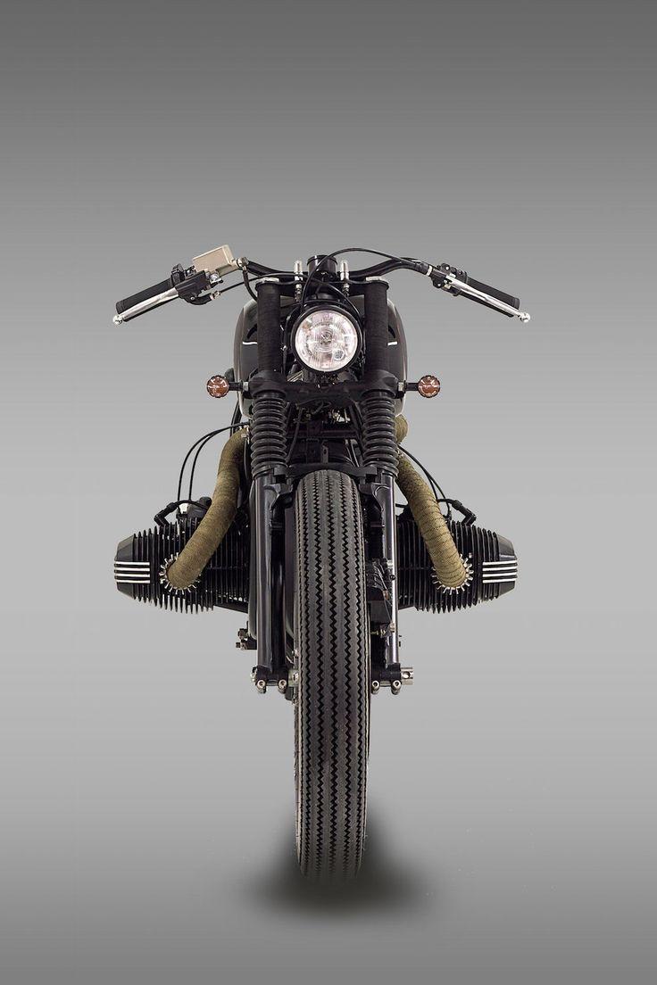 BMW R80 RT by Ton Up Garage Ride it Bike bmw, Retro
