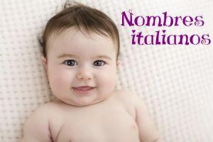 Los 20 nombres de bebé italianos más populares en 2013