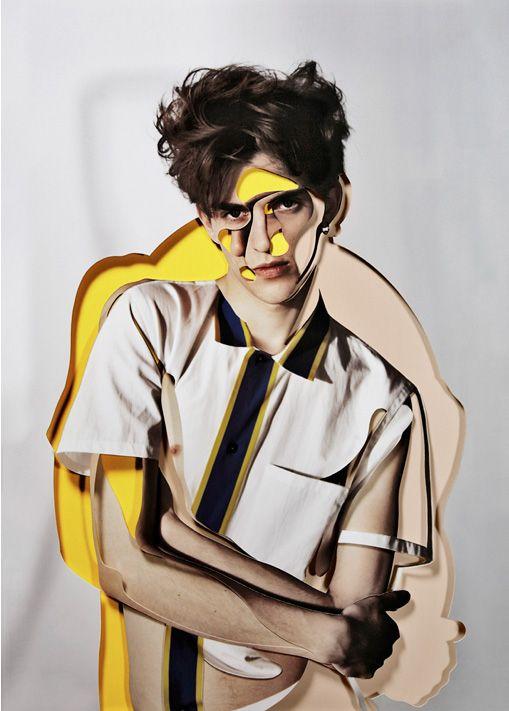 Damien Blottiere fashion photography