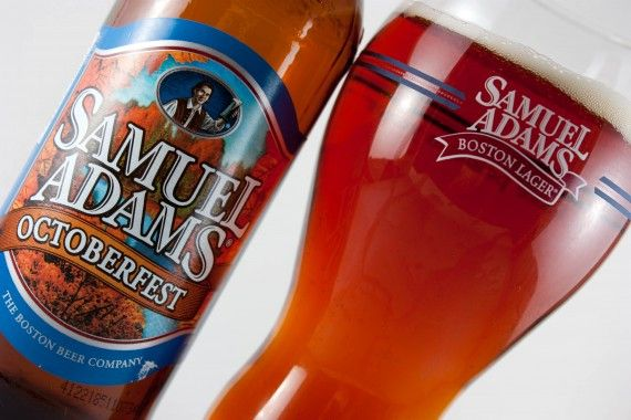 Samuel Adams Octoberfest and a New Beer List - Beers and Ears