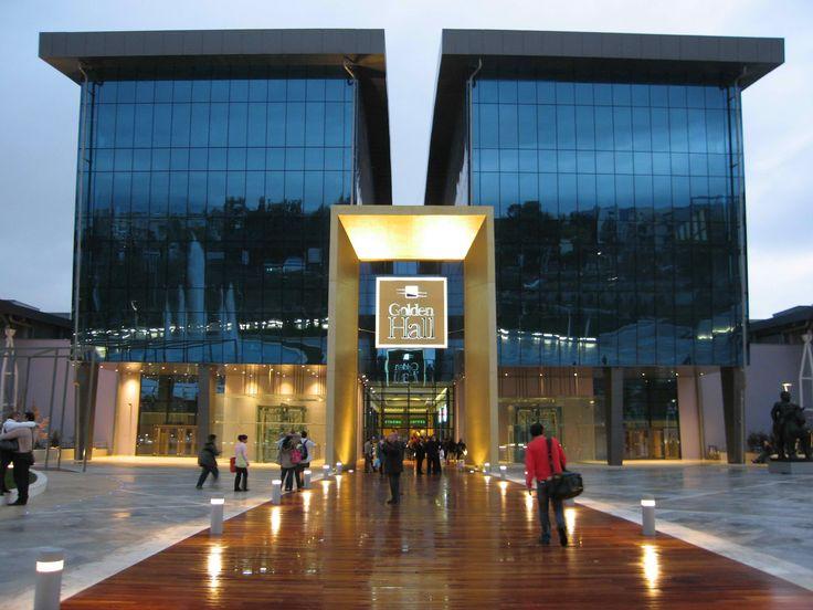 Golden Hall, #Athens #Shopping #CivitelHotels