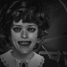 Image result for grotesque smile