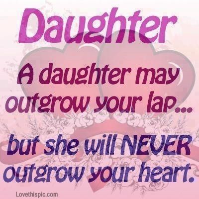 Daughter Pictures, Photos, and Images for Facebook, Tumblr, Pinterest, and Twitter