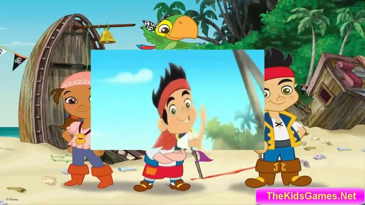 Jake and the NeverLand Pirates ـ ''The Sky's The Limit'' Full Episode