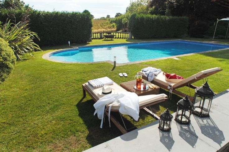 Luxury Self Catering Cottage With Swimming Pool In
